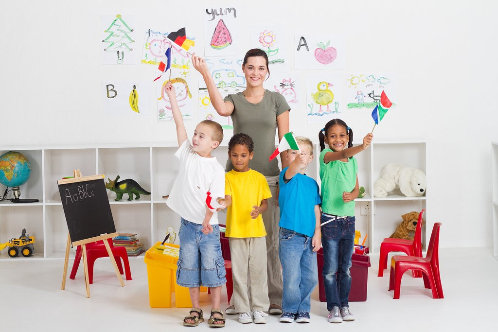 Teaching Your Toddler A Second Language